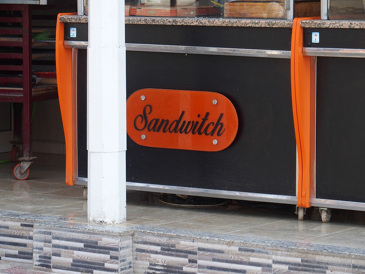 Sandwitch-Laden