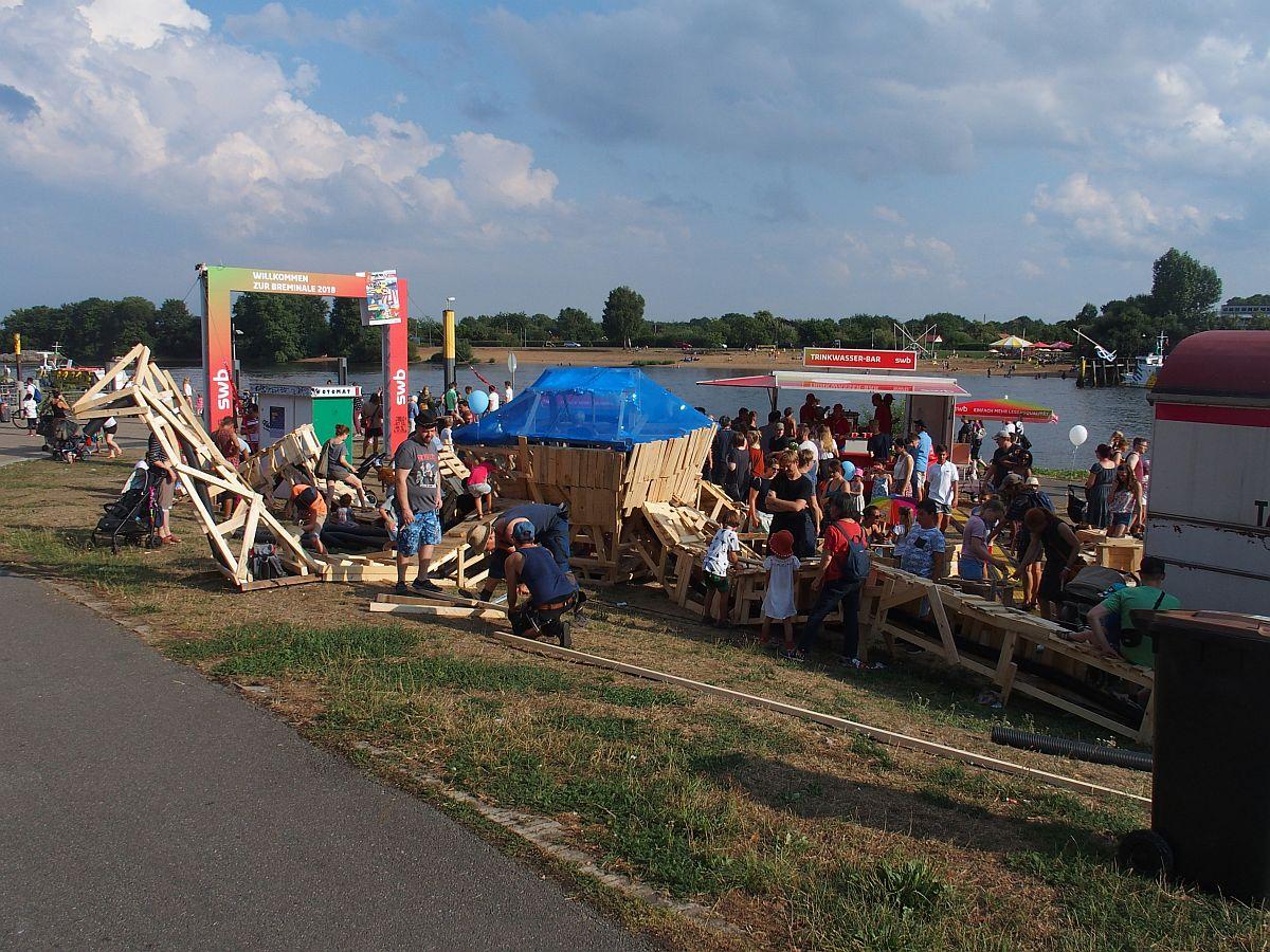 Ein abgespacetes Wochenende in Bremen – Teil 2 :: Redeemers Blog