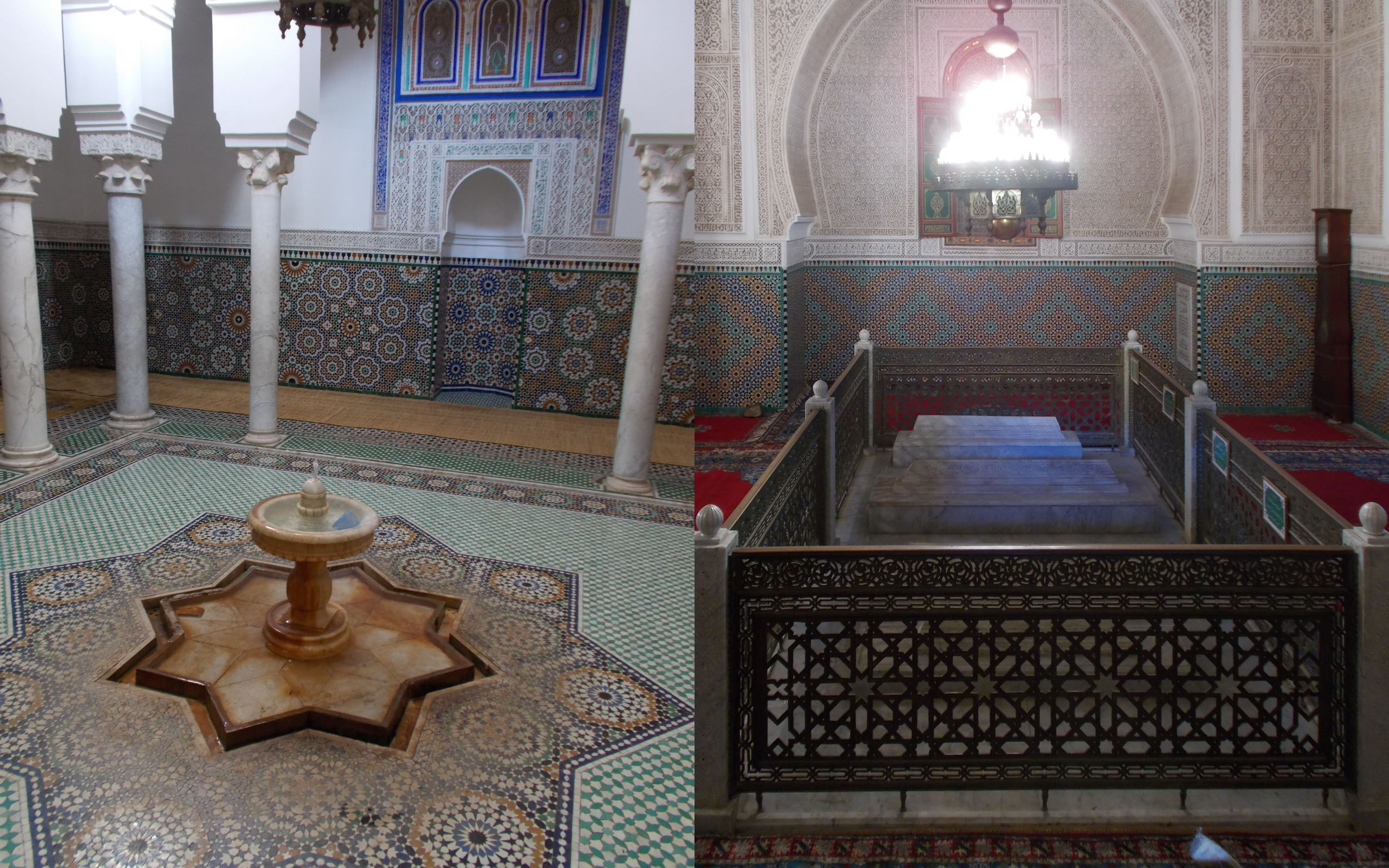 Meknès: Moulay Ismails Mausoleum